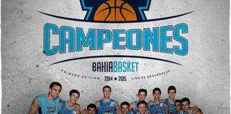Foto: Prensa Bahía Basket
