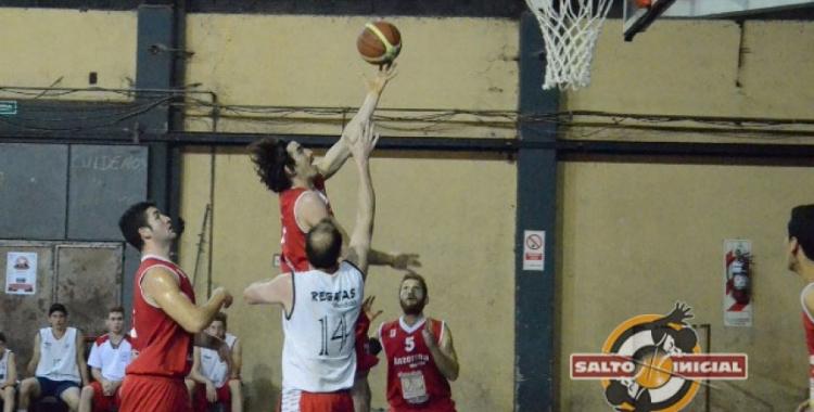 Andrés Arequipa // Salto Inicial
