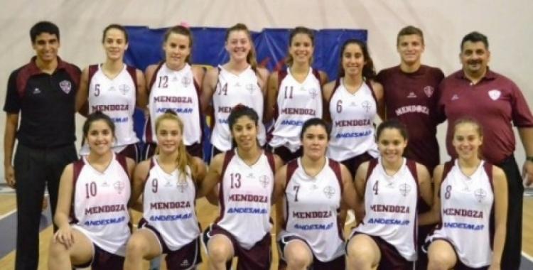 Foto: Prensa Mendoza Basket