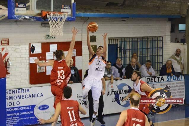 Foto: Archivo (Salto Inicial).