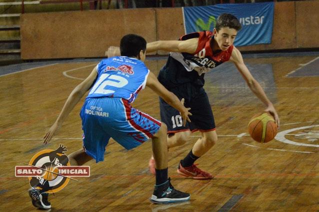 Andrés Arequipa / Salto Inicial