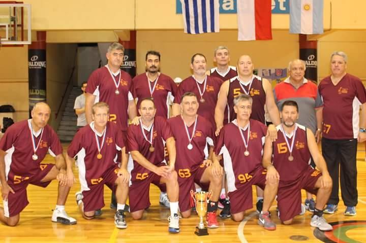 Gentileza: Facebook Torneo Internacional de Maxibasquetbol