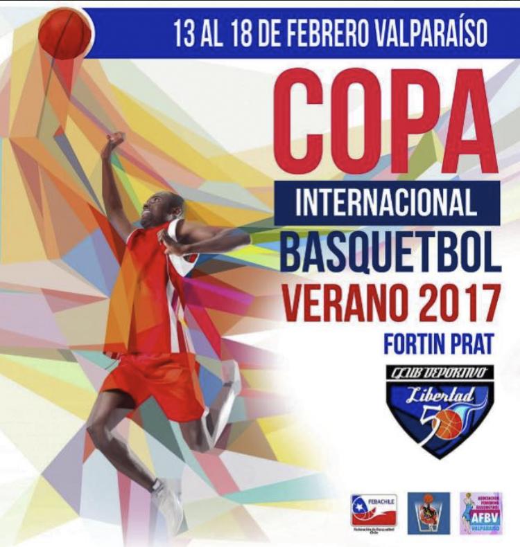 2017 Basket Copa Valparaiso